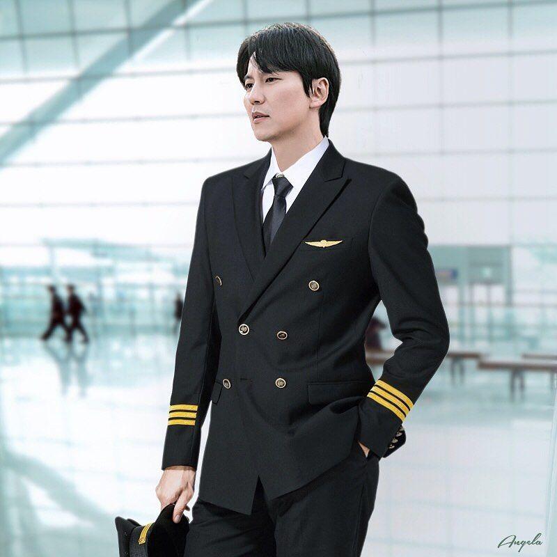 김남길 부기장 제복 합성짤들 | 인스티즈