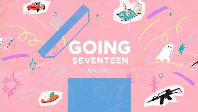 18일(월), 💖세븐틴 [GOINGSEVENTEEN2020] EP.17💙 | 인스티즈
