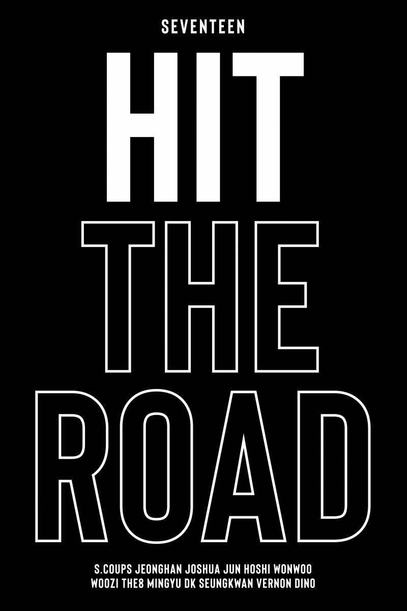 15일(금), 💖세븐틴 'SEVENTEEN : HIT THE ROAD' PROLOGUE💙 | 인스티즈