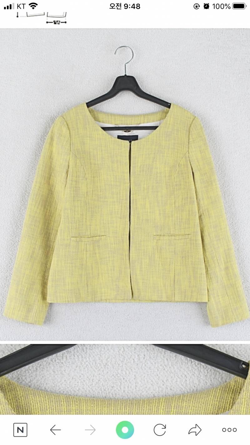 나 이 노란 자켓 샀는데 ... 이거 뭐랑 입어야도ㅐ?... 일단 그냥 예뻐서 샀거든 | 인스티즈