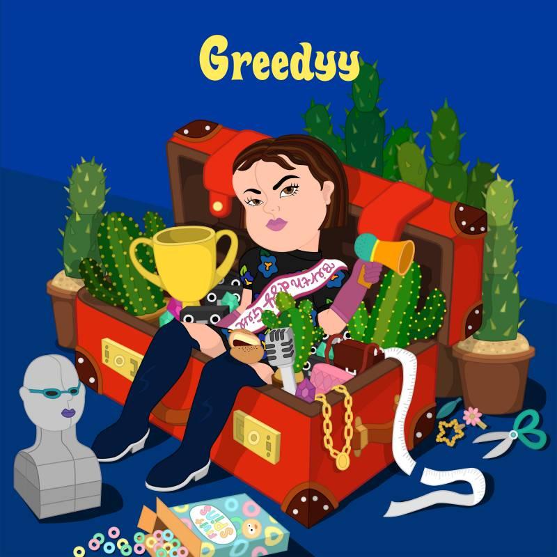 12일(금), 💛아이유 작사곡 Greedyy 발매💛 | 인스티즈