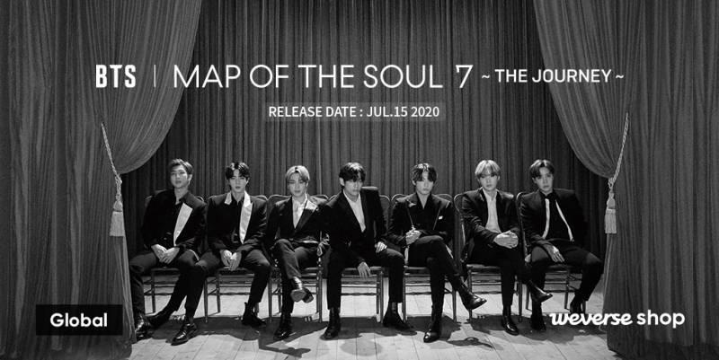 15일(수), 💜방탄소년단 MAP OF THE SOUL:7~THE JOURNEY~ 앨범 발매💜 | 인스티즈