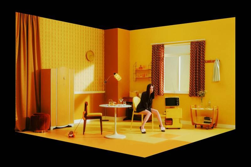 6일(월), ❤️레드벨벳 아이린&슬기 미니 1집 'Monster' 발매💛 | 인스티즈