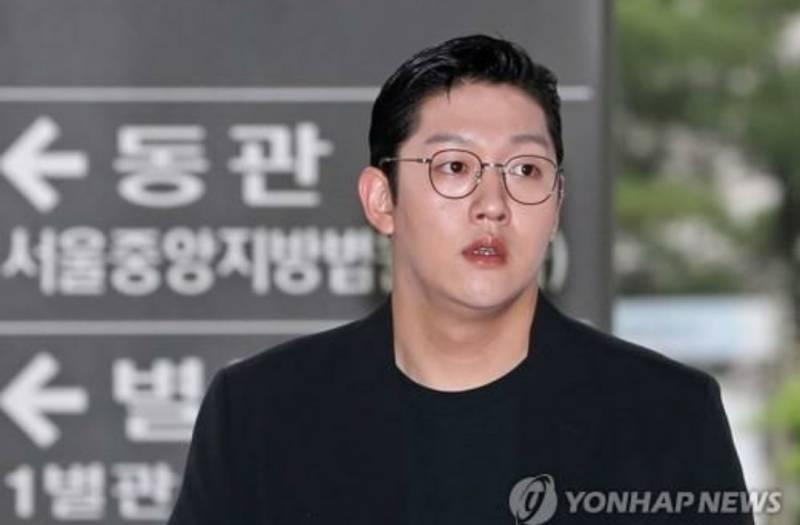 [속보] '故 구하라 폭행협박' 최종범 2심 징역 1년…법정구속 | 인스티즈