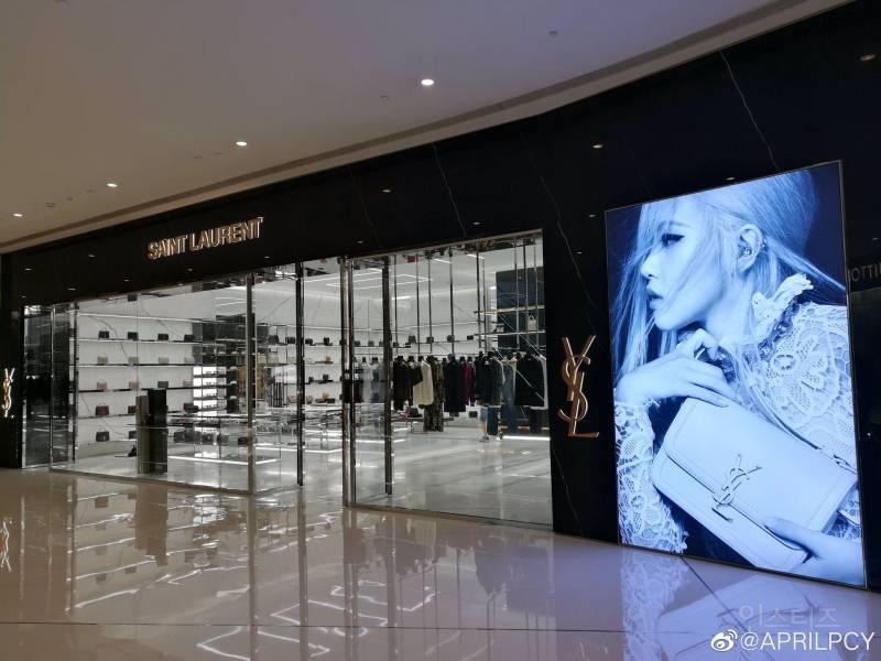 현재 전세계 곳곳에 얼굴을 장식하고 있는 한국연예인 | 인스티즈