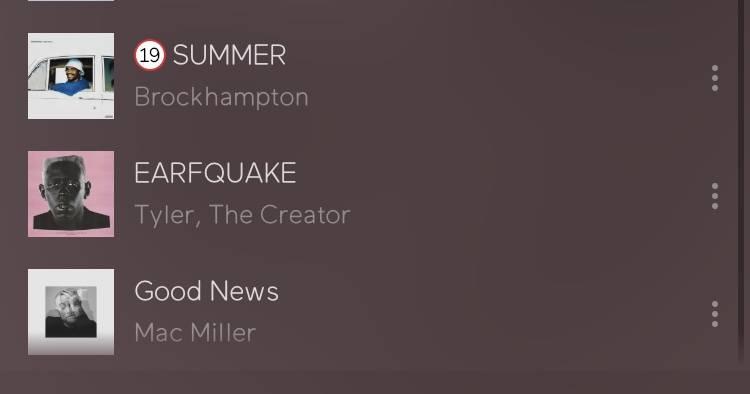 최근 멜론에 올라온 블랙핑크 멤버들이 요즘 자주 듣는 노래 플레이리스트.jpg | 인스티즈