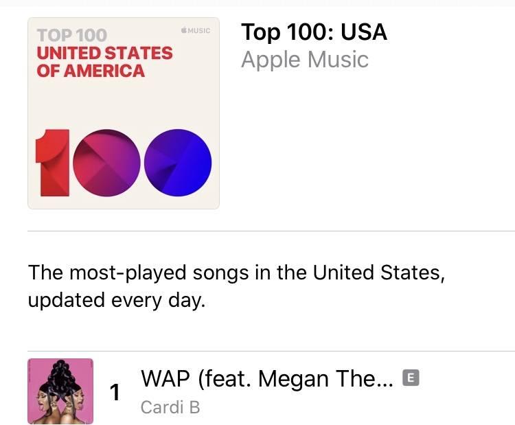 수위주의) 현재 미국에서 대박나고 있는 카디비 신곡.jpg | 인스티즈