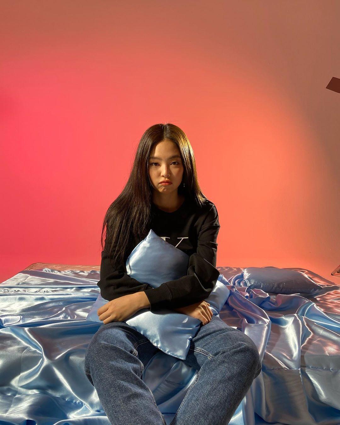 제니 × 켈빈클라인 새 사진!! | 인스티즈