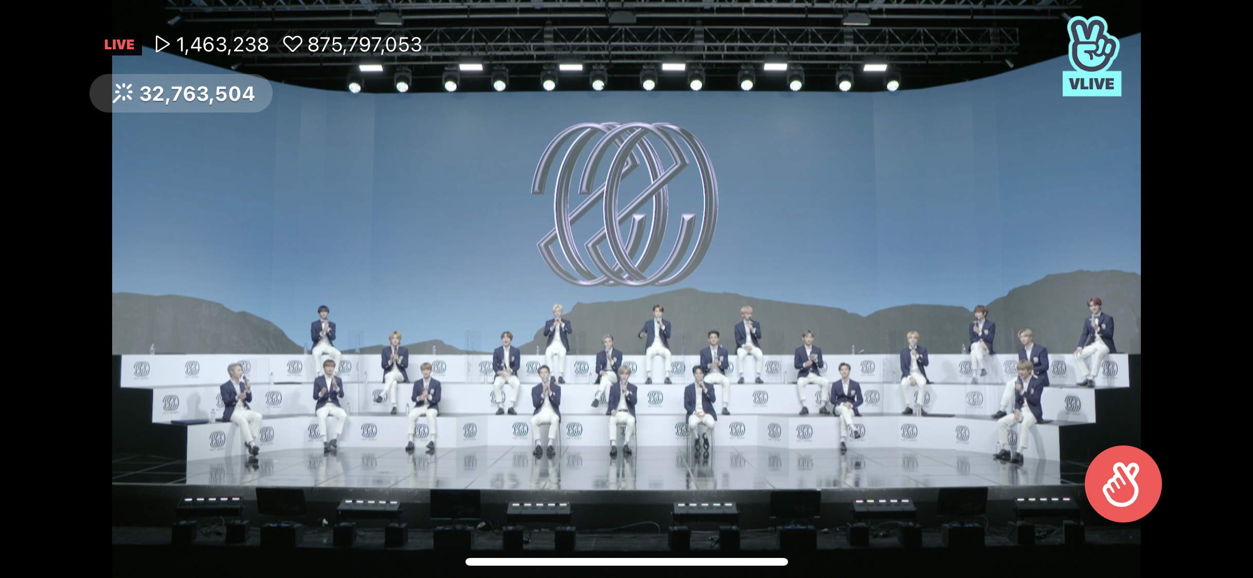 NCT 정말 많닼ㅋㅋㅋㅋ단체 브이앱 클라스 | 인스티즈