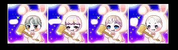 보름달 토끼 농장사진 만들어줌-메-ᕕ(ᐛ)ᕗ | 인스티즈