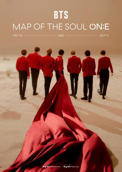 10일(토), 방탄소년단 💜 MAP OF THE SOUL ON:E Concert 💜   인스티즈
