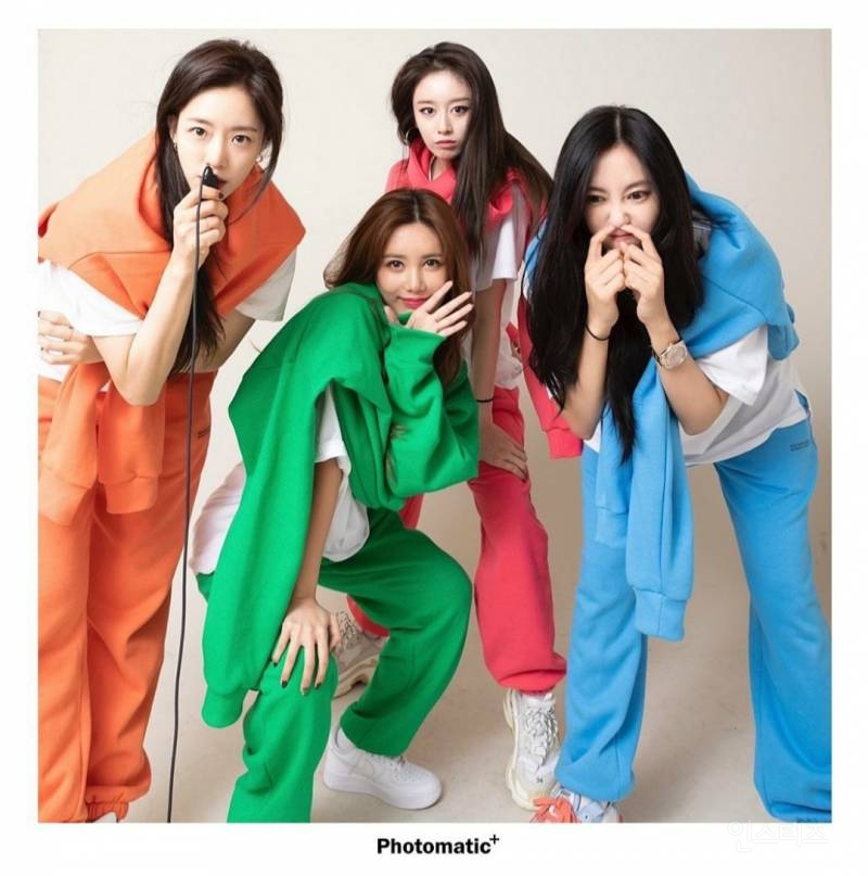 오늘자 티아라 지연 인스타(feat. 문명특급) | 인스티즈