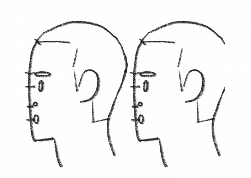 연예인과 일반인의 이목구비 위치 차이(2탄) | 인스티즈