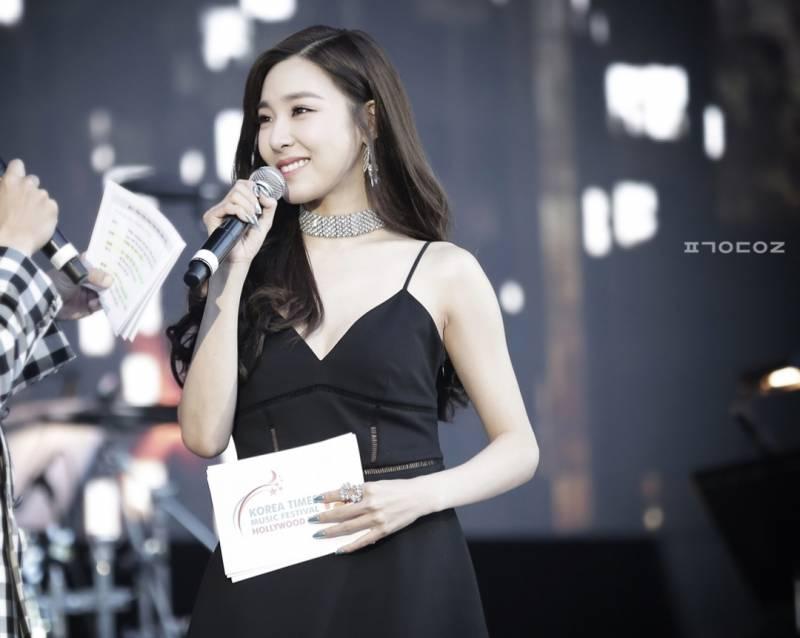 18일(일), 소녀시대 티파니 '온택트 영동대로 k-pop 콘서트' MC💖 | 인스티즈