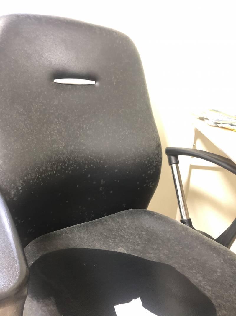 자취방 3개월만에 왔는데 의자 뭐야(혐오주의) | 인스티즈