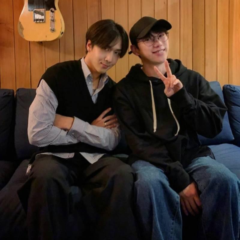 12일(목), 🍁NEW SINGLE ALBUM 라비(RAVI) '낙엽(feat.10CM)' 발매🍁 | 인스티즈