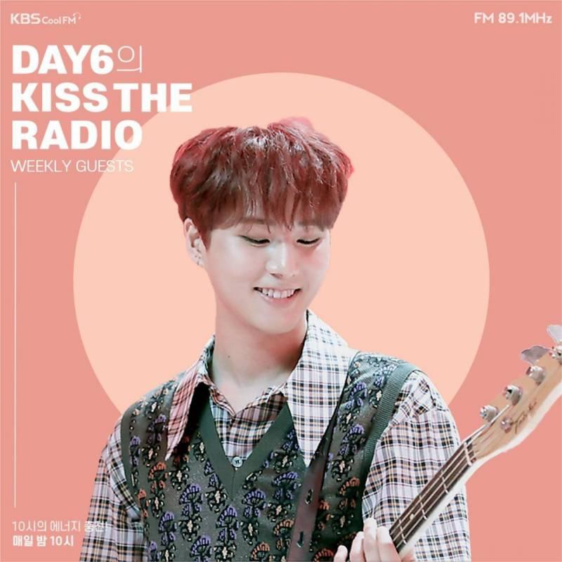 5일(토), 🍋데이식스 영케이🦊 DAY6의 키스 더 라디오📻 | 인스티즈