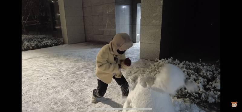 눈사람 때문에 사과문 올린 65만 구독자수 유튜버 쏘대장 | 인스티즈