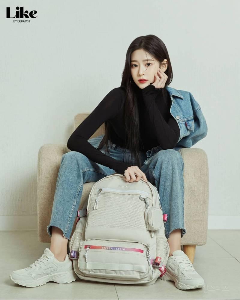 요즘 제일 예쁜 21살 김민주 단독 화보 | 인스티즈