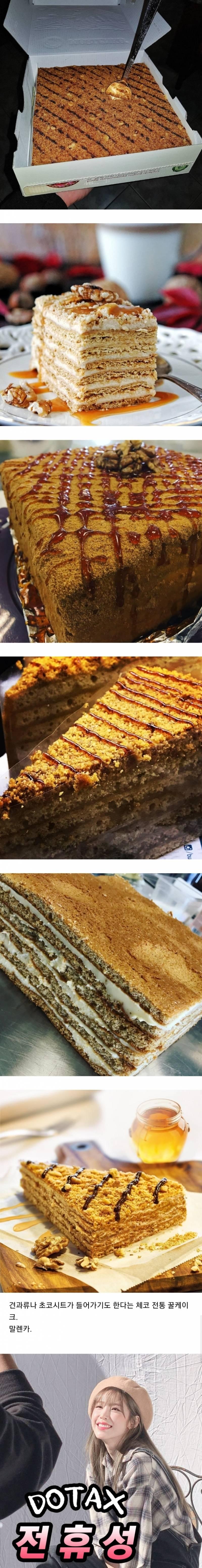유럽 황실에서 먹던 고급케이크........jpg | 인스티즈