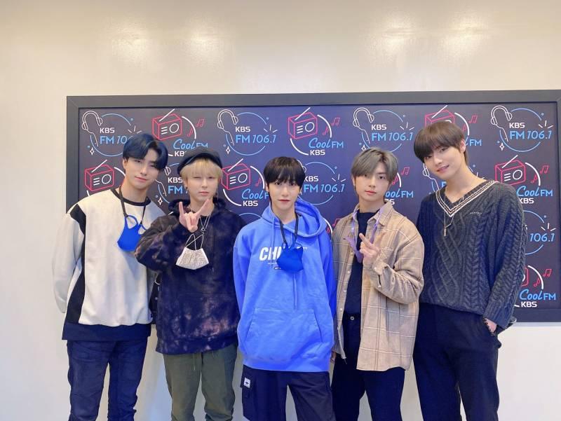 11일(목), 원위 KBS Cool FM 'DAY6의 키스더라디오' | 인스티즈