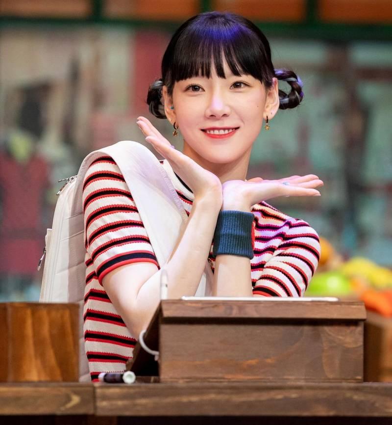 6일(토), 💖소녀시대 태연 tvN '놀라운토요일-도레미마켓'💖 | 인스티즈