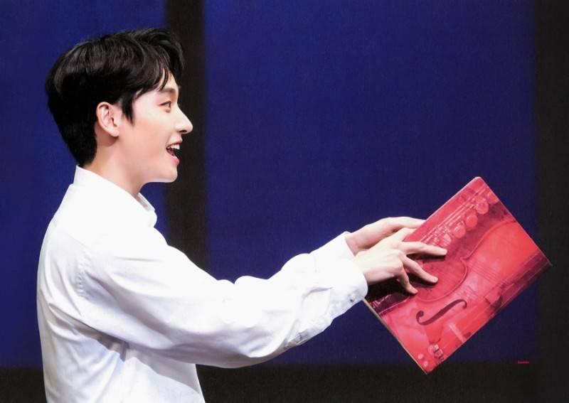 19일(금), SF9🌰인성 뮤지컬 <그날들> | 인스티즈