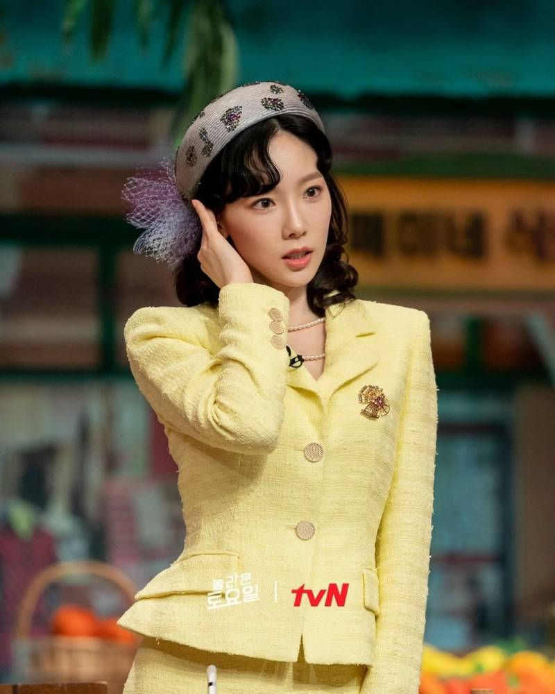 10일(토), 소녀시대 태연 tvN '놀라운토요일-도레미마켓' | 인스티즈