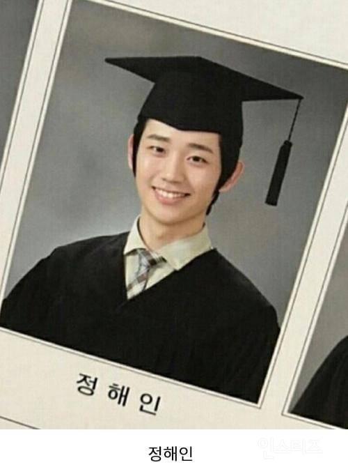 남자 배우들 대학교 졸업사진   인스티즈