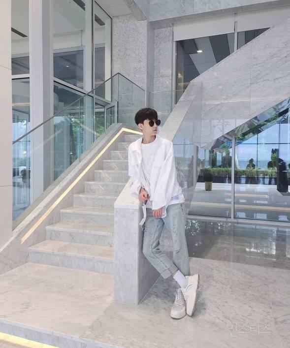 유준상 배우 홍은희 배우 아들 잘생겼음. jpg | 인스티즈