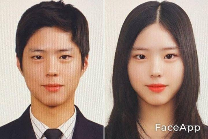 만약 박보검이 여자로 태어났다면? | 인스티즈