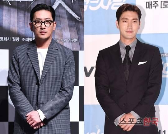[단독] 하정우, 최시원 DJ 데뷔 tvN 새 예능 '곽씨네 LP바' 첫 게스트   인스티즈