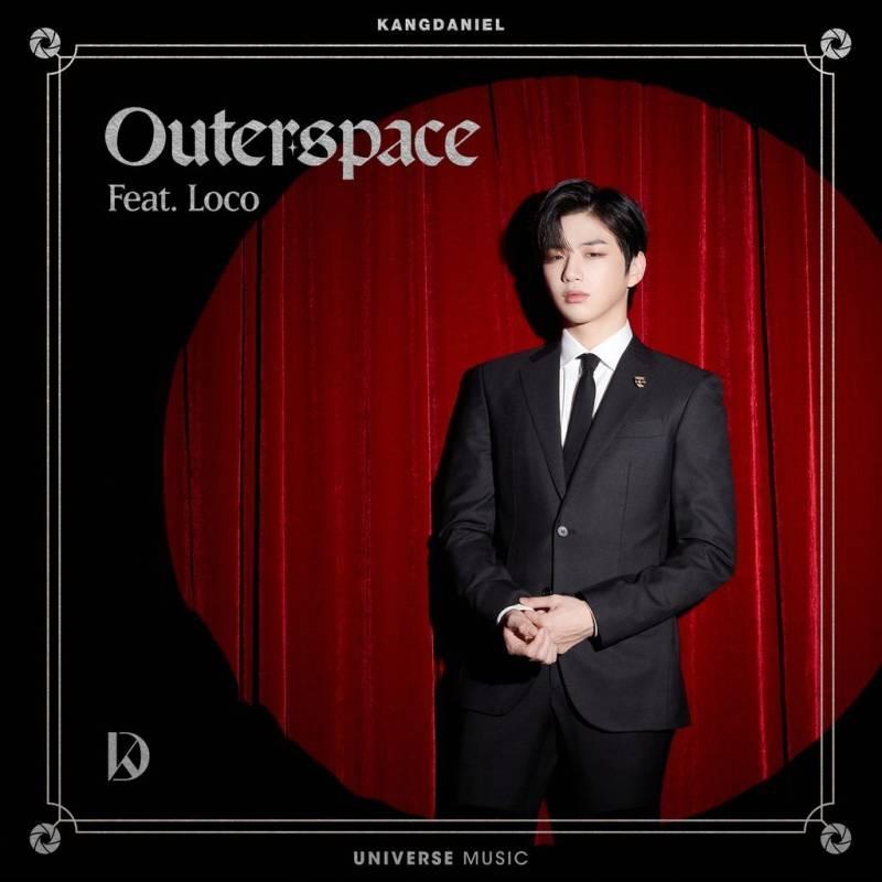 13일(목), 💘강다니엘💘 Outerspace (Feat. 로꼬) 발매 | 인스티즈