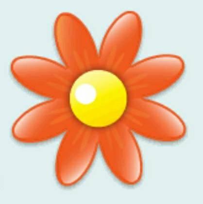 카톡에 꽃 이모티콘 하나 보내면 | 인스티즈
