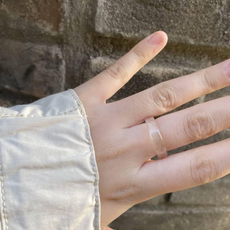 나 짱귀여운 반지 샀다 ㅎㅎ | 인스티즈