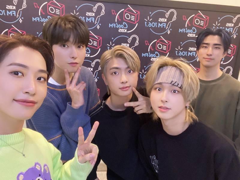 27일(목), 원위 KBS Cool FM 'DAY6의 키스더라디오' (3주 간격 고정 게스트)   인스티즈