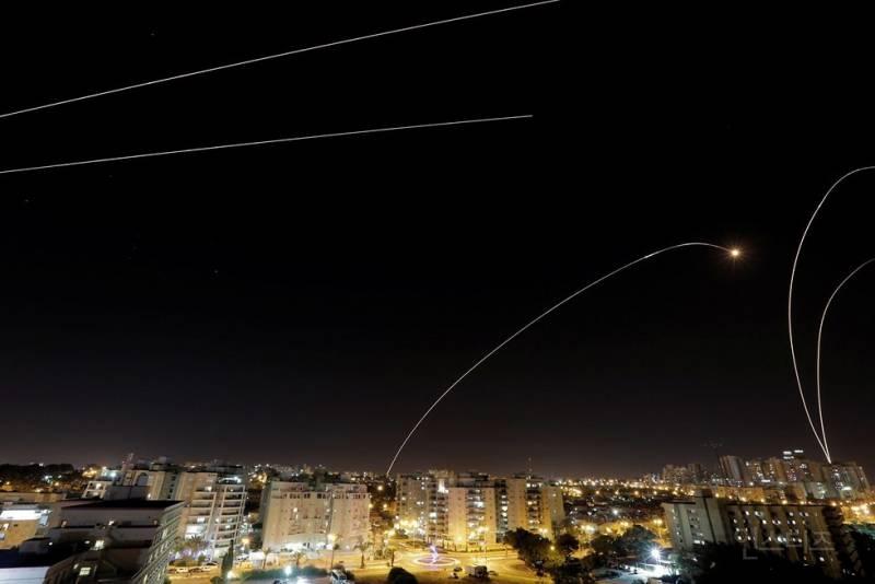 아이언맨 전투 장면같은 이스라엘 미사일 방어시스템 아이언돔 | 인스티즈