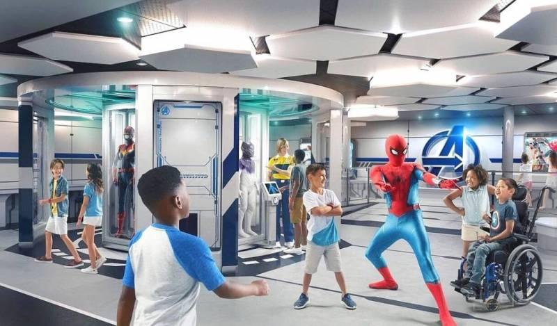 디즈니에서 작정하고 만든 초호화 크루즈 '디즈니 위시호' 내부 공개 | 인스티즈