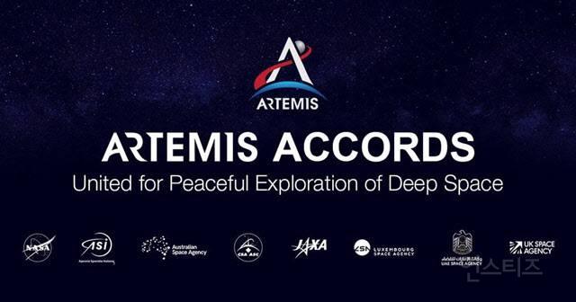 [단독] 美주도 8개국 달 탐사 '아르테미스 연합'에 한국도 참여 | 인스티즈