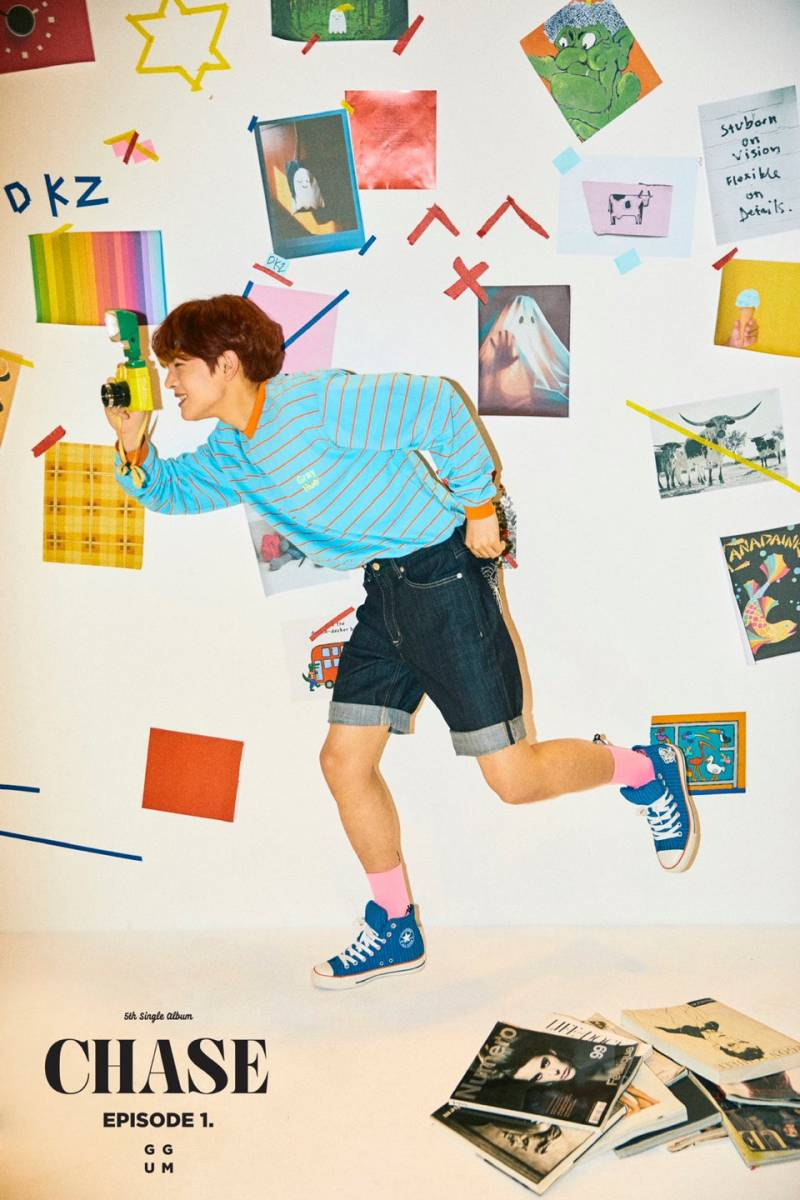 DONGKIZ 5th Single Album 'CHASE EPISODE 1. GGUM' CONCEPT PHOTO | 인스티즈