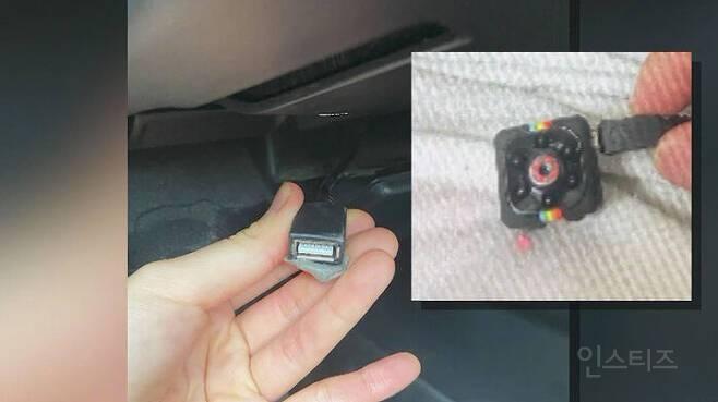 [단독] 운전석 밑에 카메라..'여성 전문' 강사 믿었건만 | 인스티즈