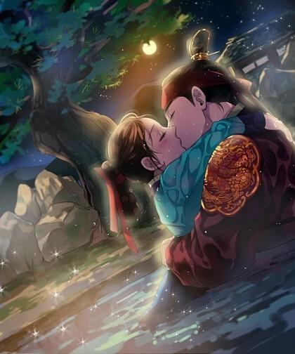 드라마화 확정된 웹툰 금혼령-조선혼인금지령(feat. 치열한 럽라 싸움)   인스티즈