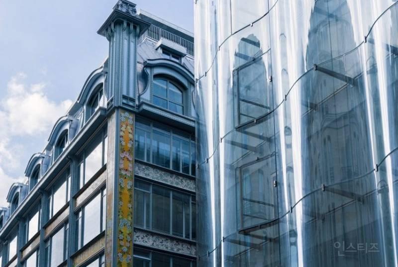 루이비통 그룹이 무려 1조 들여 오픈한 파리 백화점.jpg (feat. 자본의 위엄)   인스티즈