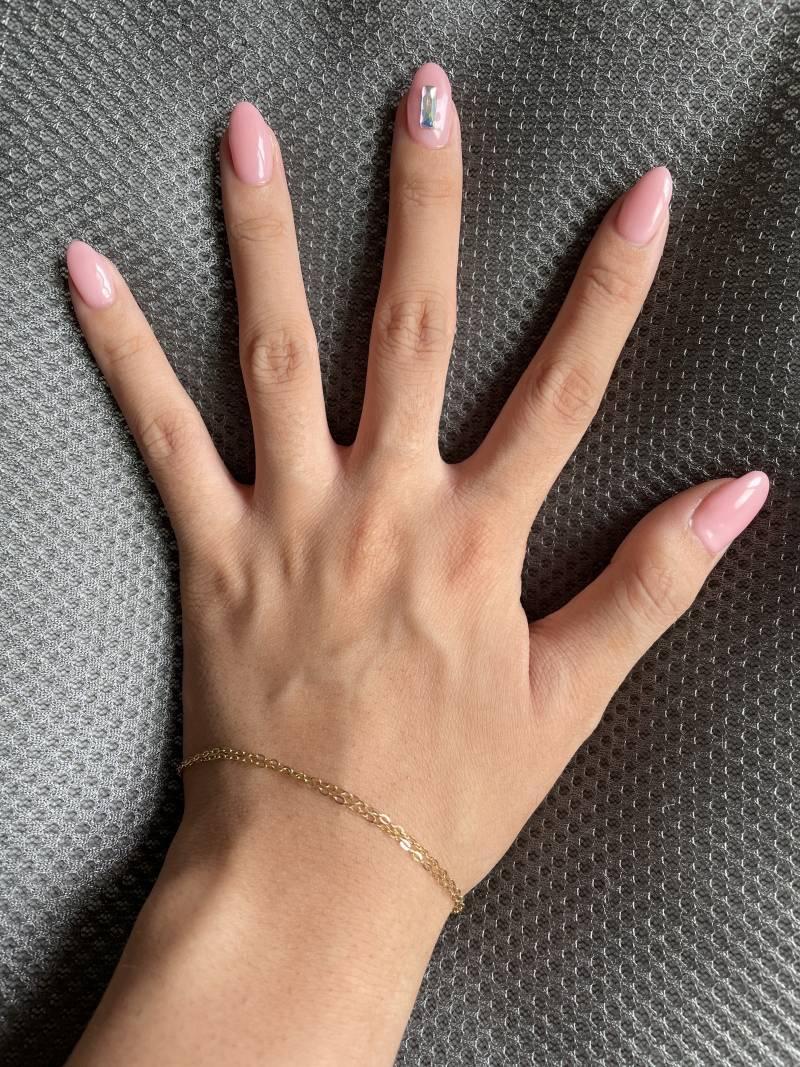 어제 처음으로 네일했는데 나보고 손이 진짜 이쁘대 | 인스티즈