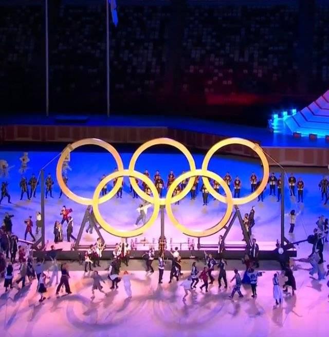 근래들어 제일 구린 올림픽 오륜기 | 인스티즈