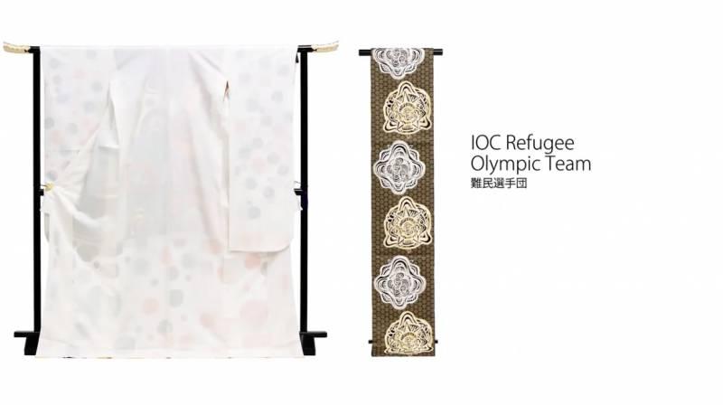 도쿄올림픽 피켓걸 원래 의상이 기모노인데 개이쁨 진심..ㅋㅋㅋ | 인스티즈