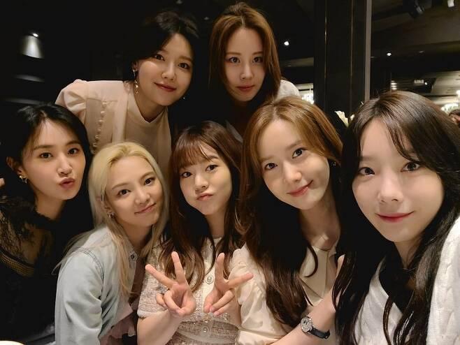 [단독] 소녀시대, 완전체로 '유퀴즈' 전격 출격..데뷔 14주년 기념 | 인스티즈