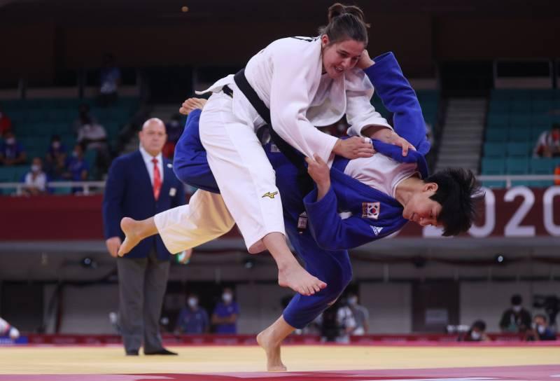 와 올림픽 공계가 올려준 유도 여자 선수 사진 짱 멋있엉 | 인스티즈