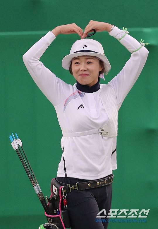 🥇2016리우올림픽 양궁 여자개인전에는 장혜진 선수가 있었다🥇 | 인스티즈