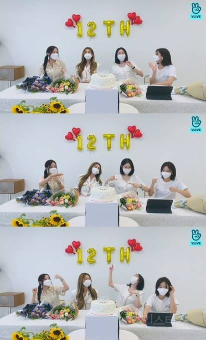 """12주년' 티아라, 4년만 가요계 컴백 """"첫눈 오기 전 신곡""""   인스티즈"""